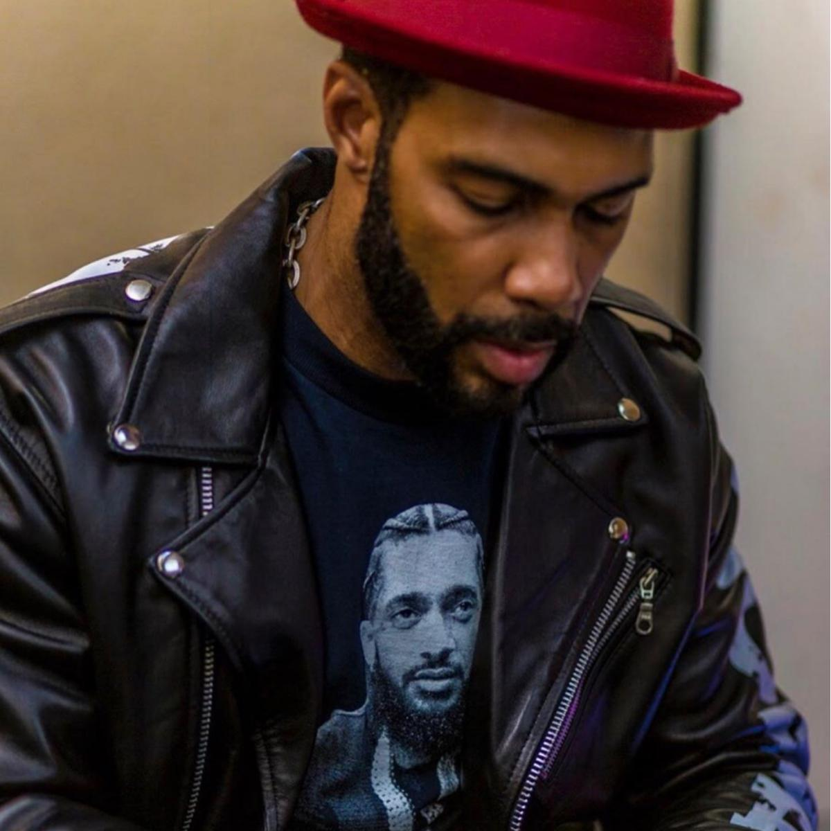 How Omari Hardwick Landed The Role Of Ghost