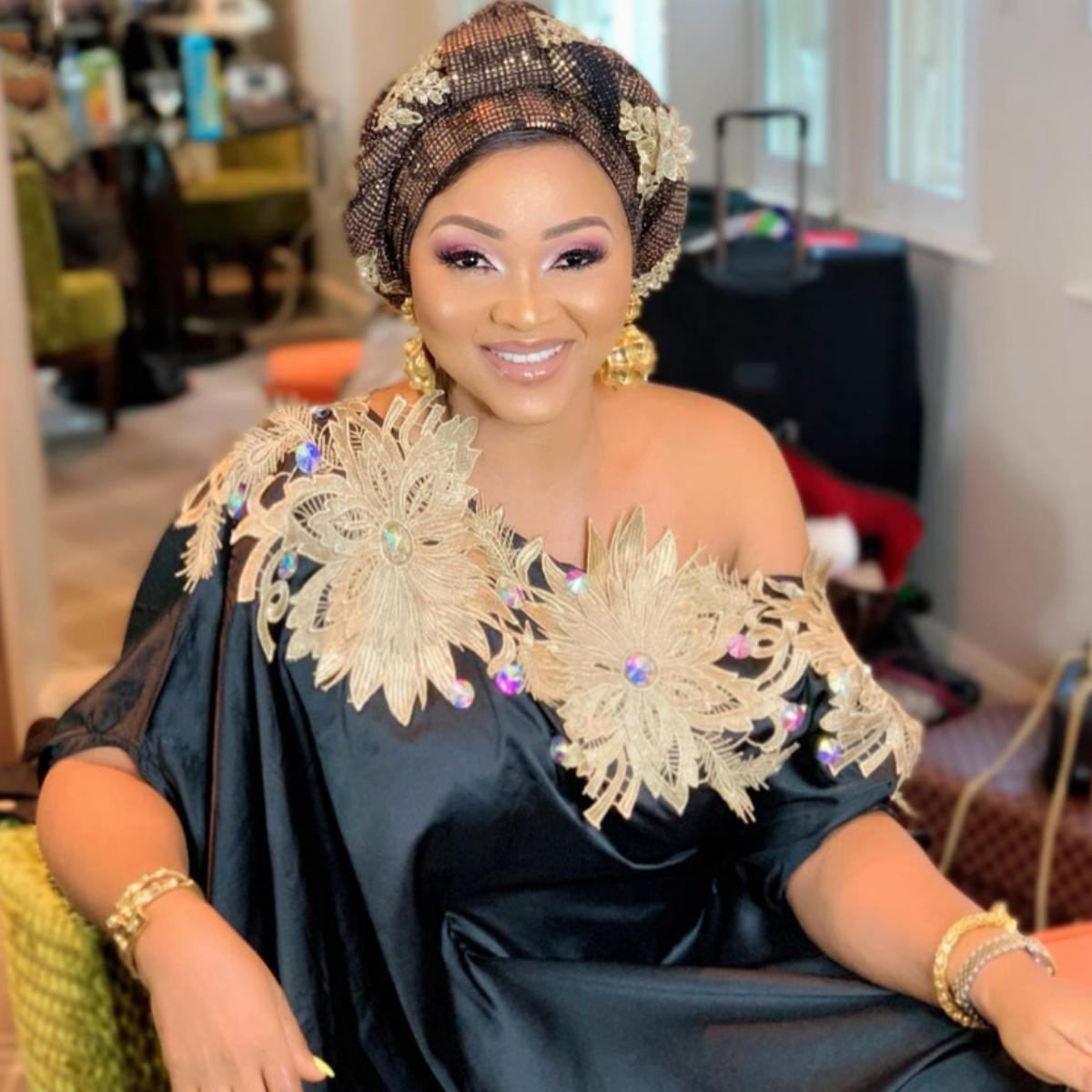 Mercy Aigbe 10 Things A Man Needs To Hear