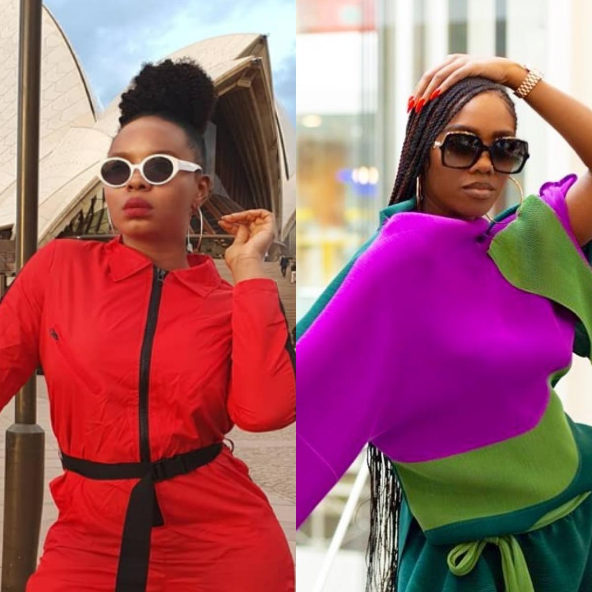 Yemi Alade Reacts To Video Of CityFM OAPs Mocking Her