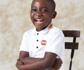 Mercy Johnson And Husband Celebrate Son On His 5th Birthday