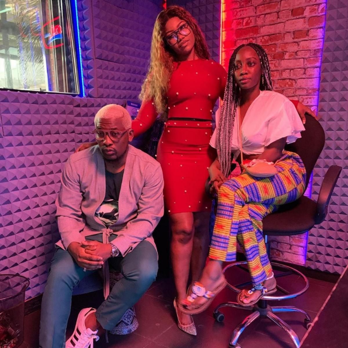 Tacha Dodges Question When Asked In Interview If She Has Body Odour