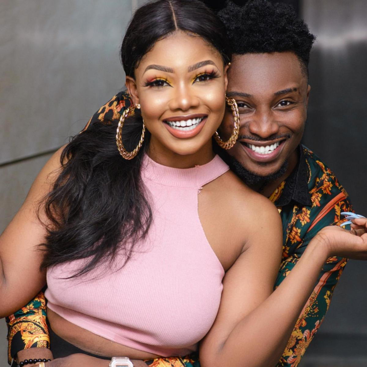 Tacha And Sir Dee Cuddle Up In New Photos