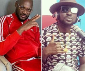 Tuface Tells Blackface To Either Sue Him Or Shut Up