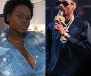 Snoop Dogg Want Baby Girl Cori Broadus For Xmas