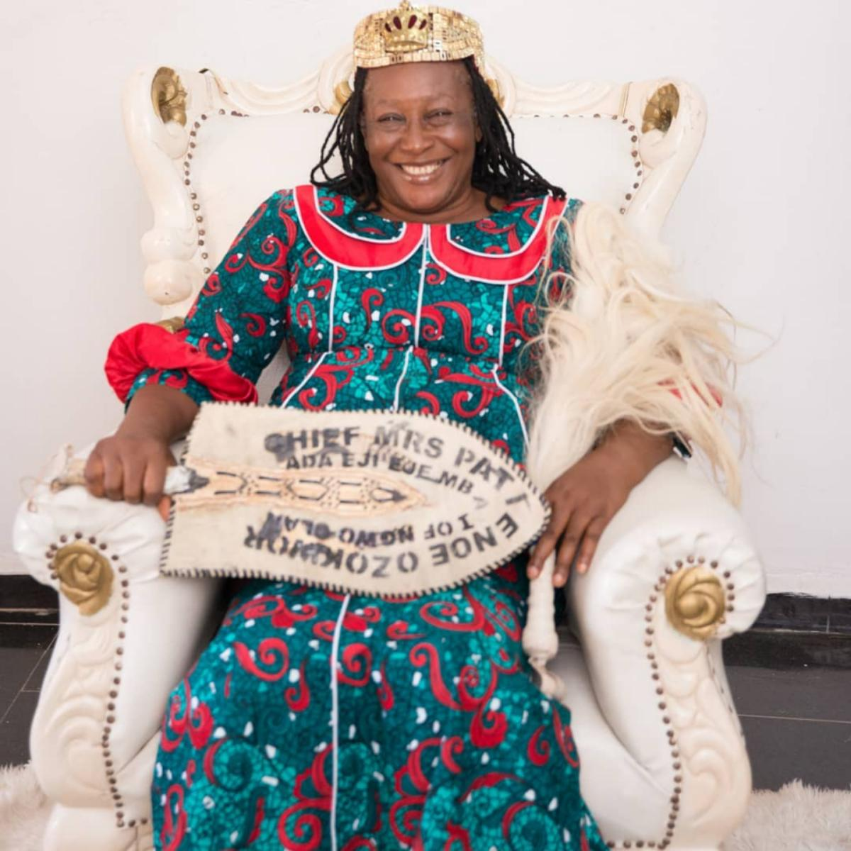 Patience Ozokwor Poses With Her Children In New Year Photo