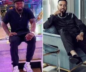 50 Cent And French Montana Beef Over Bugatti