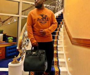 Hushpuppi And Friends Richard Mille Wristwatches